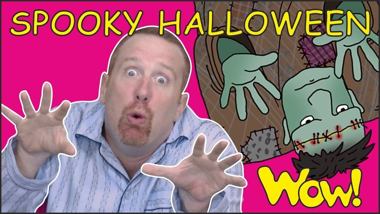 Halloween for Kids Spooky Story for Children from Steve