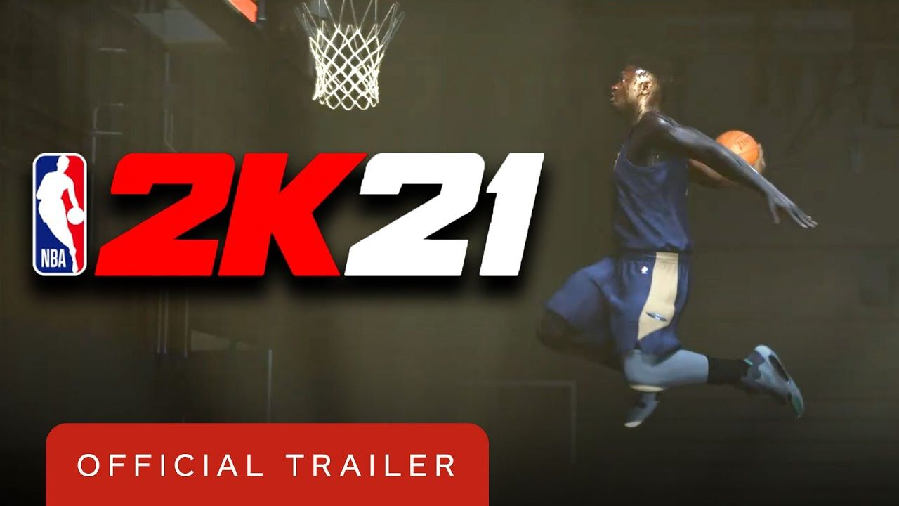 NBA 2K21 Reveal Trailer PS5 Reveal Event in 2020 Nba
