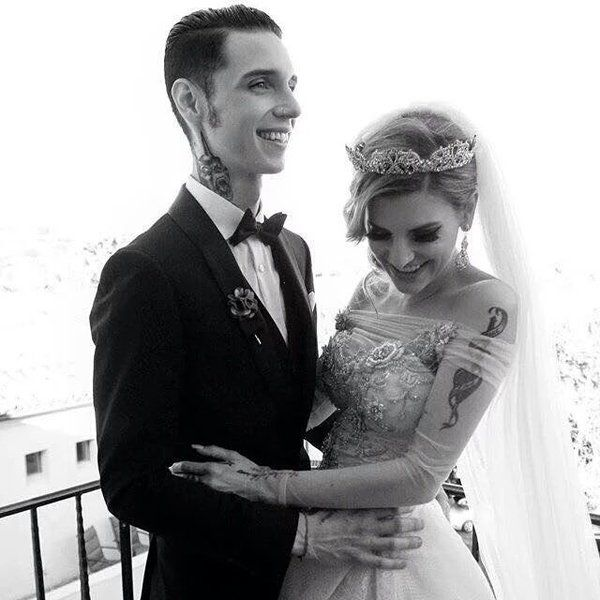 Beautiful Picture Of Andy And Juliet