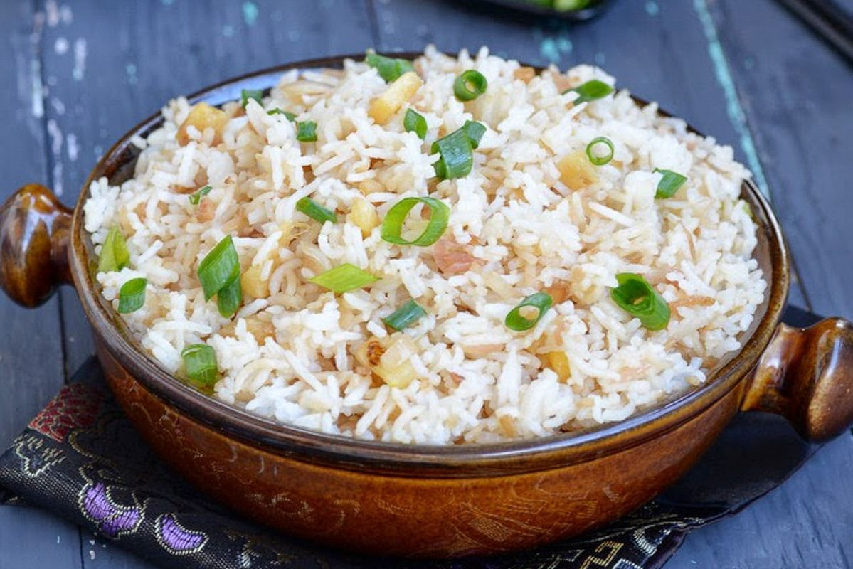Pineapple fried rice how to make pineapple fried rice at home pineapple fried rice how to make pineapple fried rice at home ccuart Choice Image