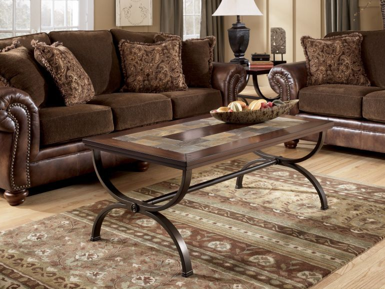 Zander Table Set | Furniture World Galleries: A Furniture And Mattress Store  Serving Paducah KY