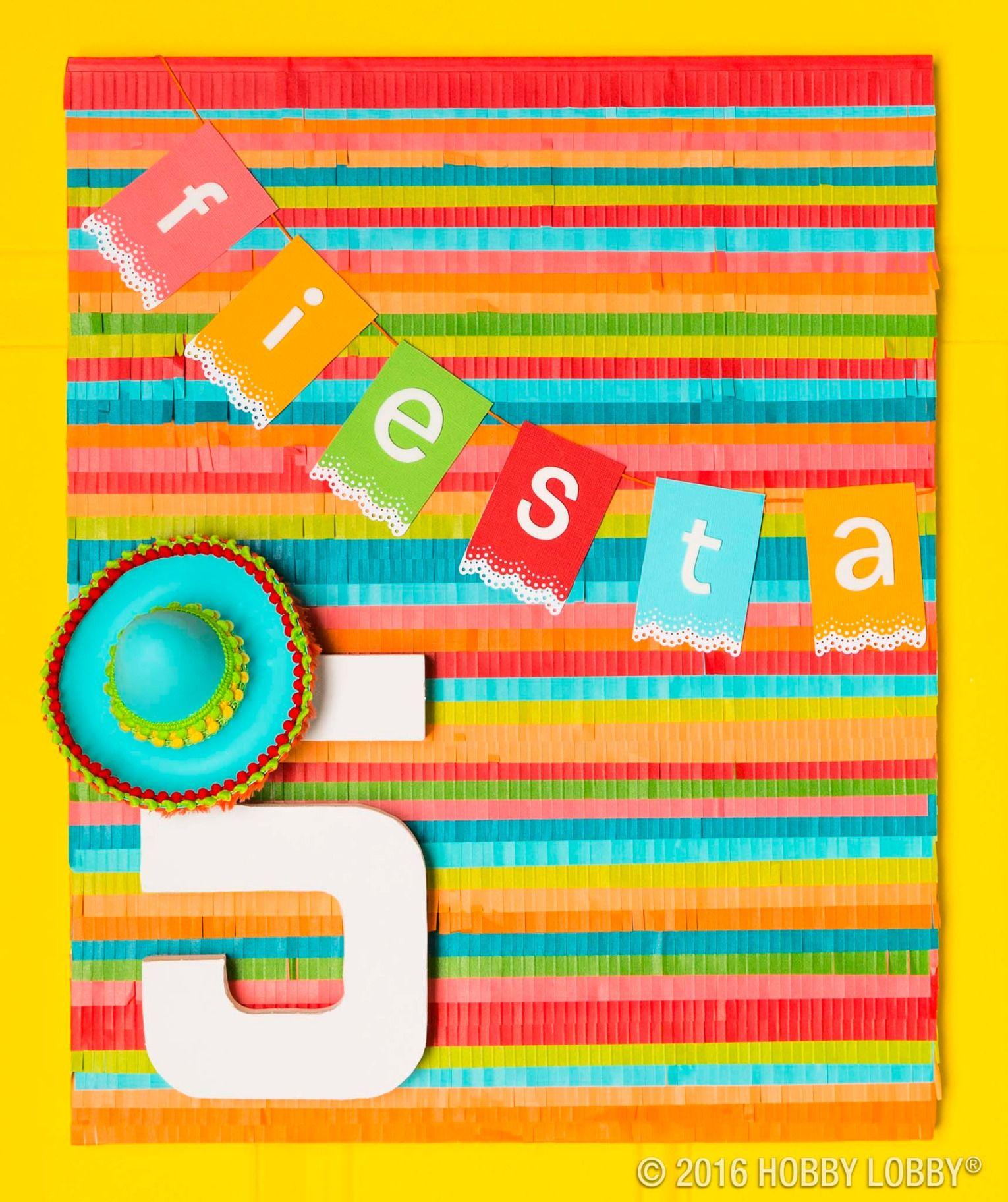Cinco De Mayo Scrapbook Page Kit