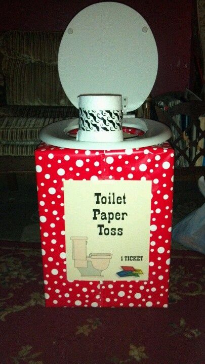 Toilet Bowl Toss Game Google Search Harvest Carnival