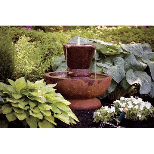 "23"" Petal Pool Fountain"