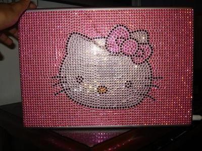 Hello Kitty laptop case
