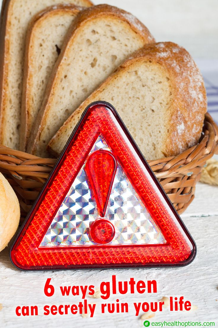 6 ways gluten can secretly ruin your life | Digestion ...
