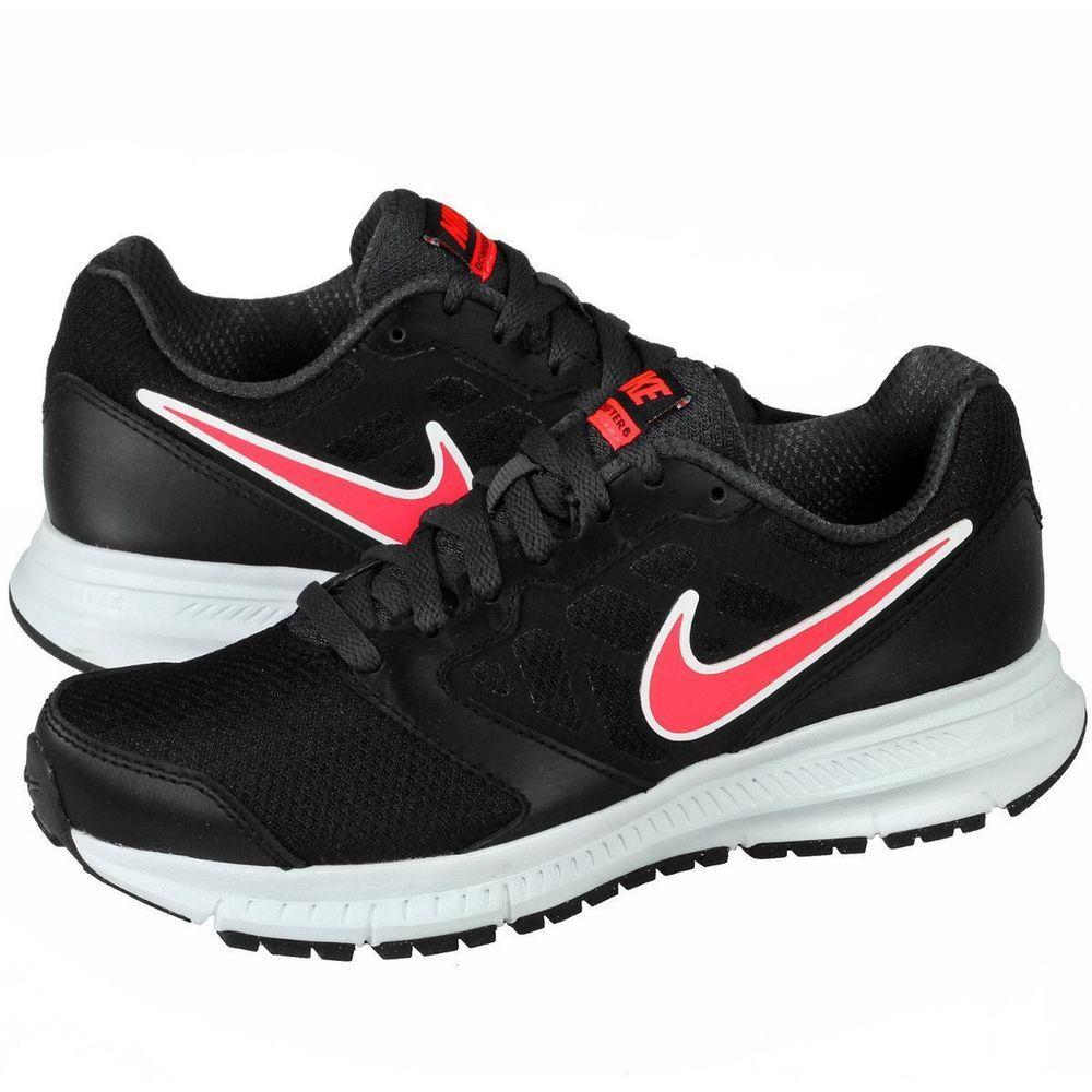 Nike DOWNSHIFTER 6 Womens Black Mesh