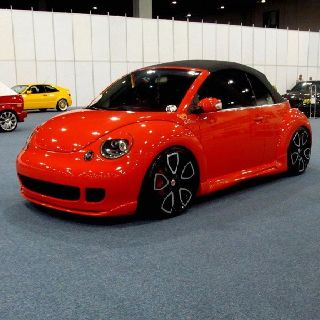 vw red and black new beetle das new beetle pinterest black beetle and convertible. Black Bedroom Furniture Sets. Home Design Ideas