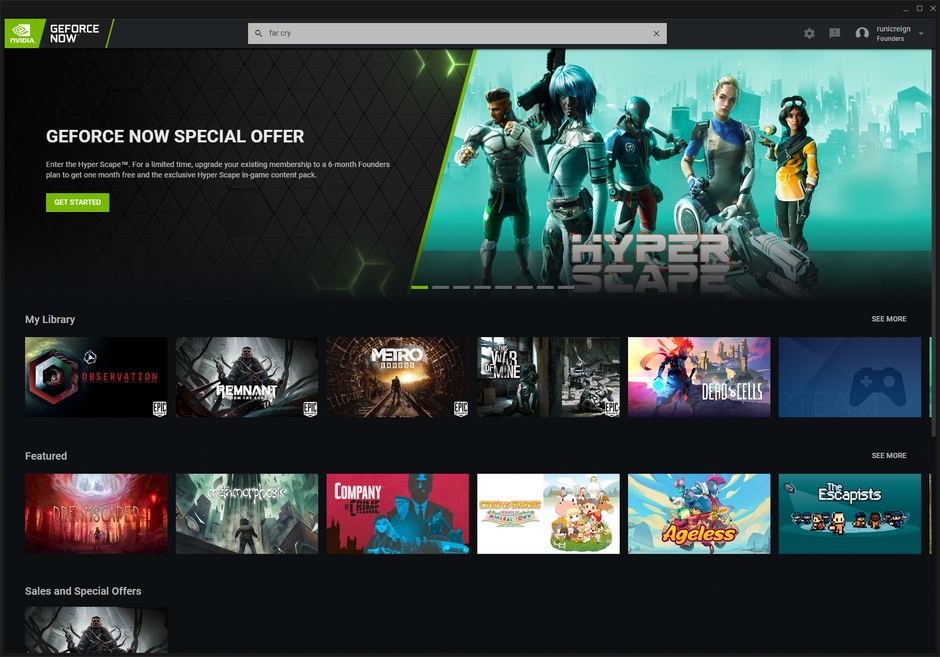 Geforce Now It S Getting There Cloud Gaming Game Streaming Game Store