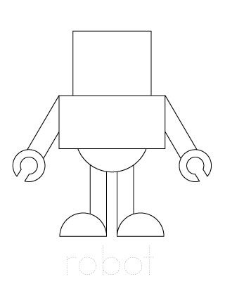 Draw A Robot At School Patterns Pinterest Robot School And