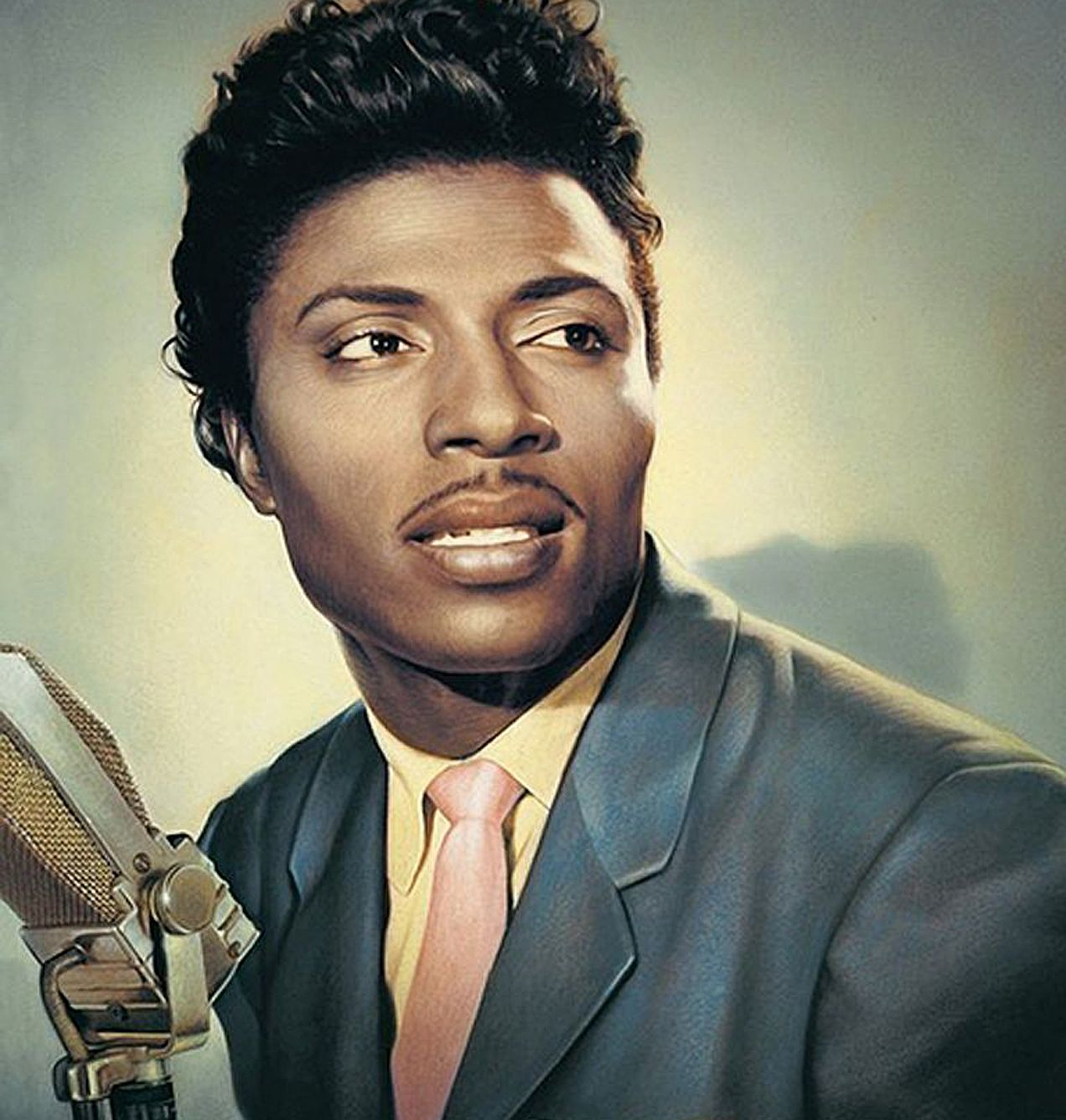 Little Richard In Concert 1965 Past Daily Backstage Weekend Tribute Edition Little Richard 1932 2020 Past Daily News History Music And An Enorm Rock And Roll Richard Arto Lindsay
