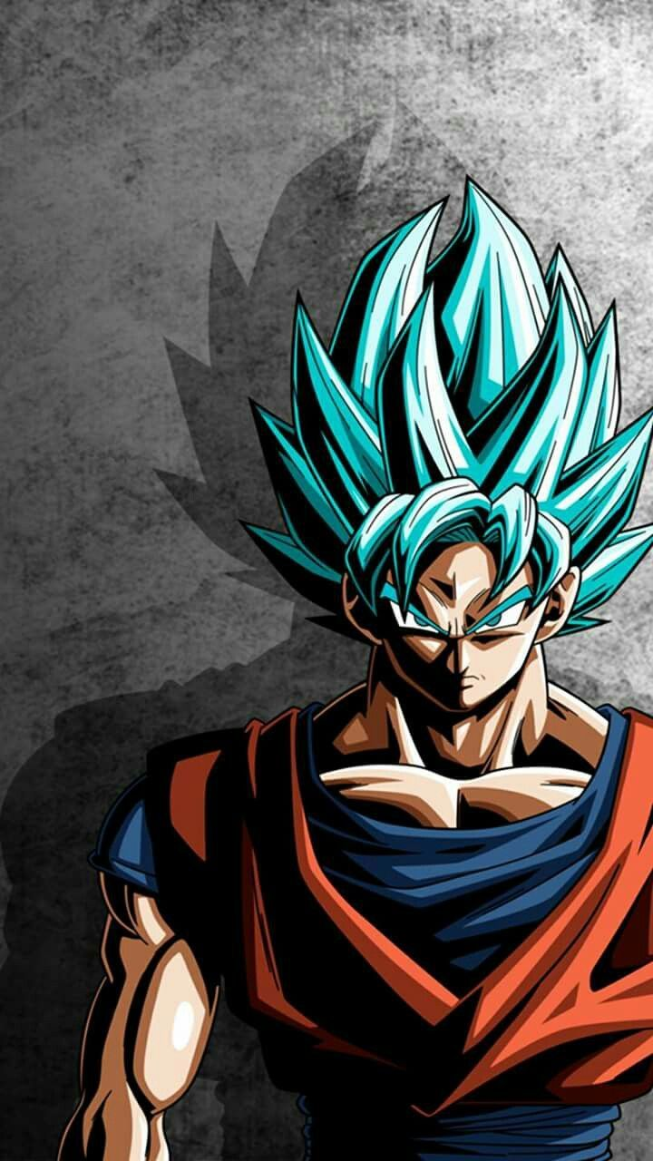 Free Son Goku Wallpapers Picture For Wallpaper Idea With