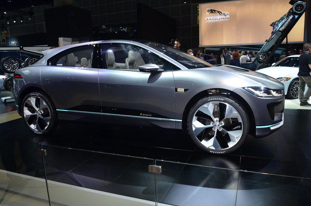 Jaguar I-PACE Concept   Jaguar, La auto show, Photos 2016
