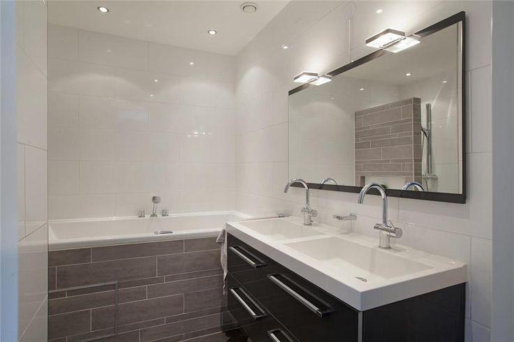 moderne kleine badkamer - google zoeken - badkamer | pinterest, Badkamer