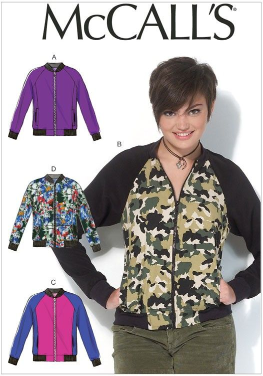 Misses Jackets McCalls Sewing Pattern No. 7100 | Patterns I have ...