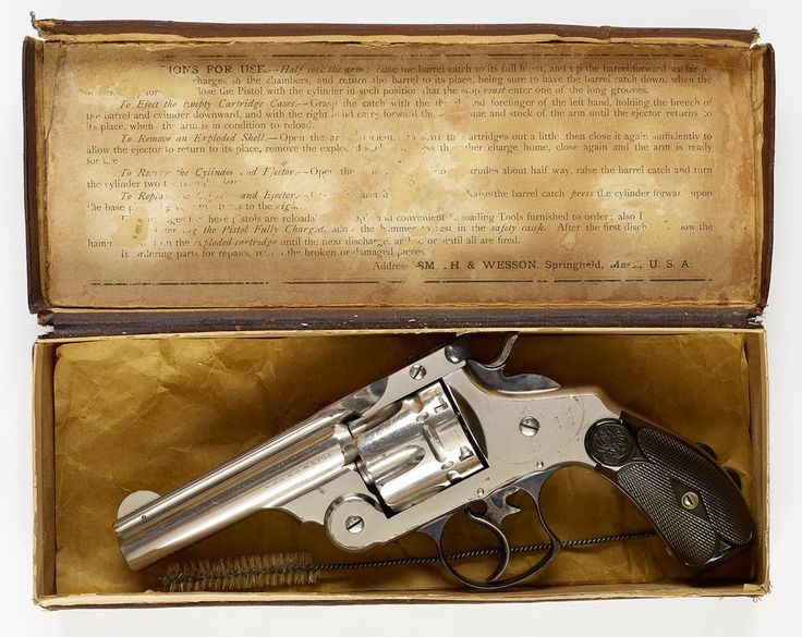 Image result for smith \ wesson double action revolvers - double first