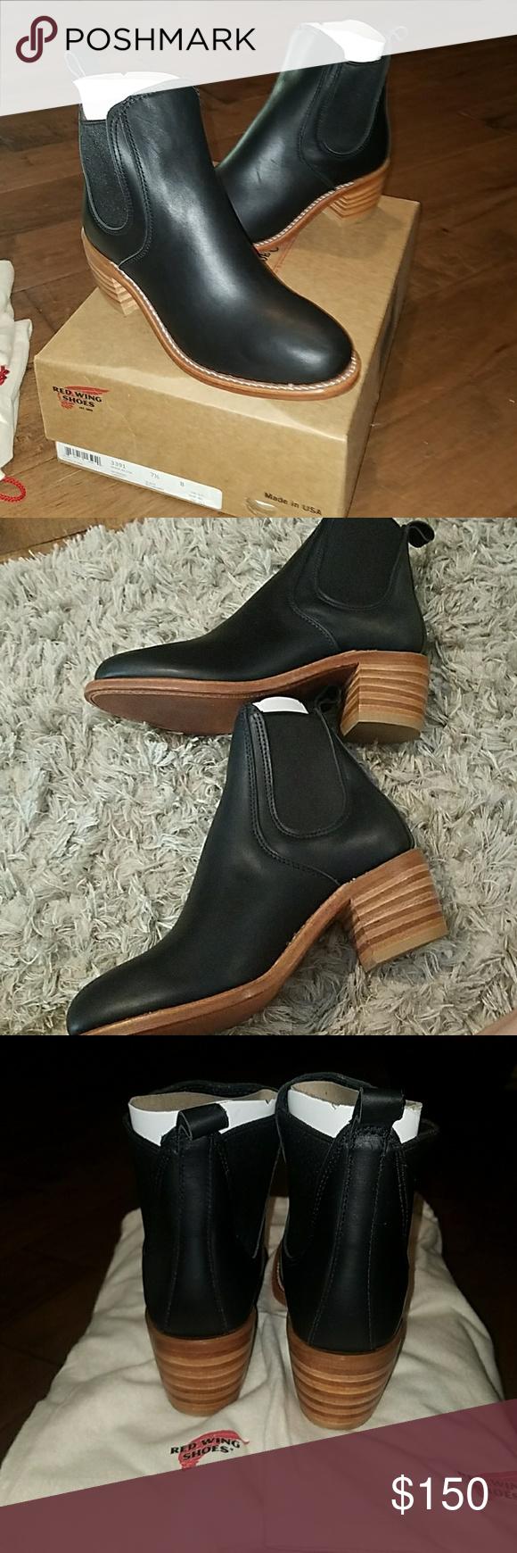 Redwing women's Harriet boots