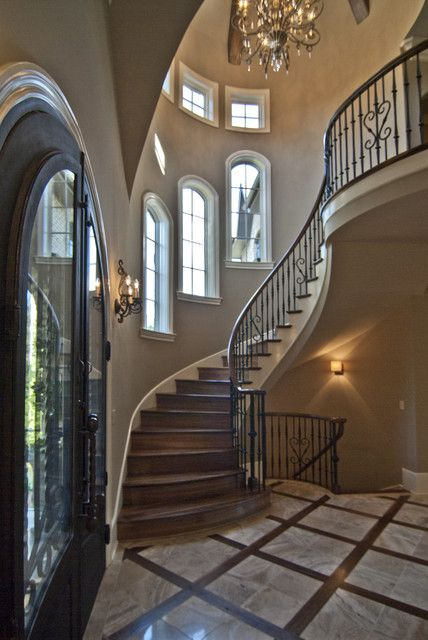 Best Love Curly Stairs Stairs Dream House Home 640 x 480