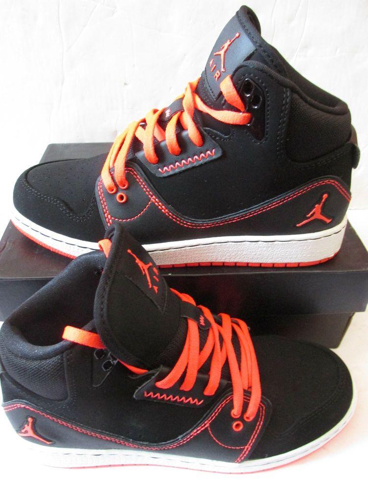 5f98aed58e9 eBay #Sponsored nike air jordan 1 flight 2 BG hi top trainers 631784 023 sneakers  shoes