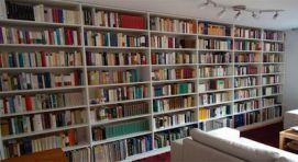 Bücherregal Wand Nach Maß Regale Wohnzimmer In 2019