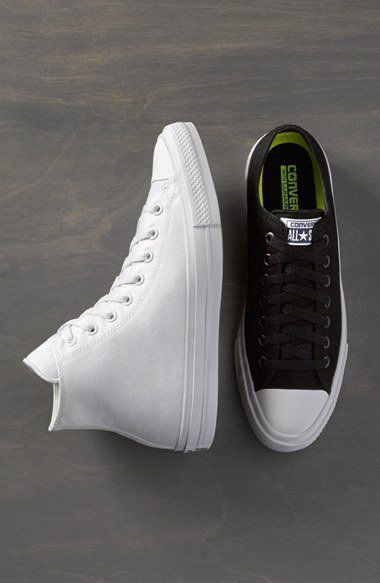 converse 2 mens. got me some converse 2 (black, low) they are extremely comfortable mens u