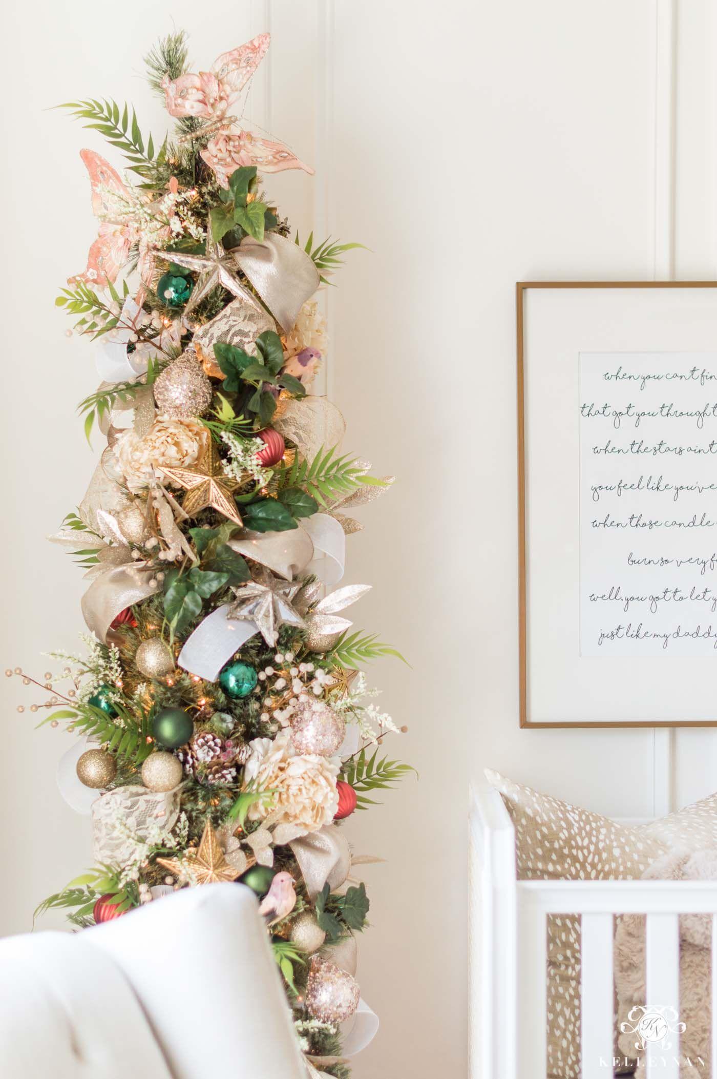 Nursery Christmas Decorations Whimsical Bedroom Ideas Kelley Nan White Christmas Ornaments Whimsical Bedroom Christmas Decorations