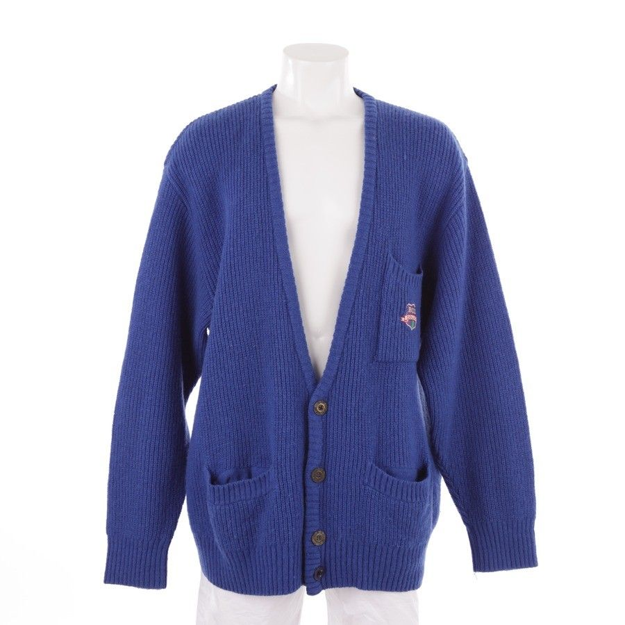 Cardigan Gr S Herren Grau Originelle Strickjacke Von Hugo Boss In Blau Gr 52 College Stil