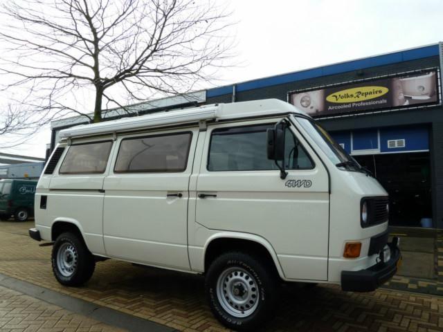 Volkswagen, T3, Syncro Westfalia Camper 4WD auto te koop ...