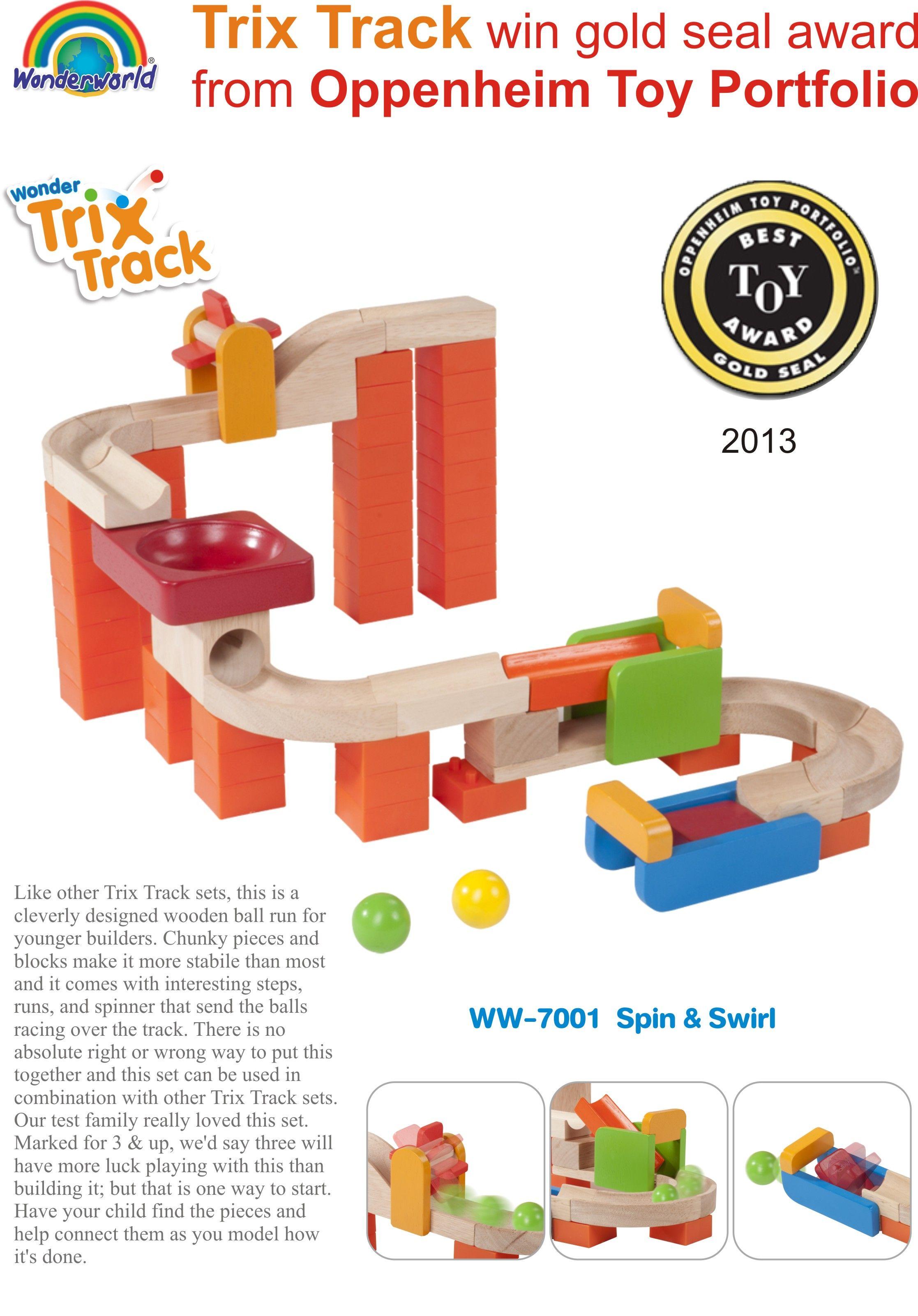 International Toy Awards #wonderworldtoy #oppenheim #goldsealaward