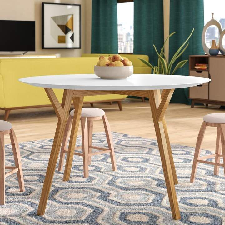 Turn On The Brights Sabina Dining Table en 2019 | Muebles