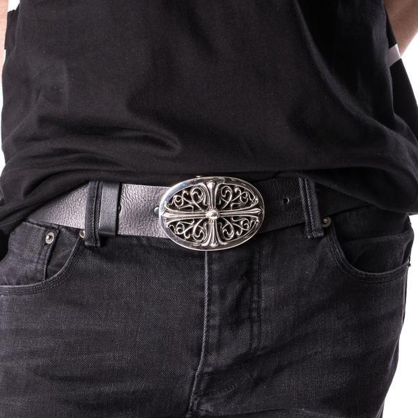 ce6b91e5b788 Image result for chrome hearts belt buckle   jewlery   Belt, Belt ...