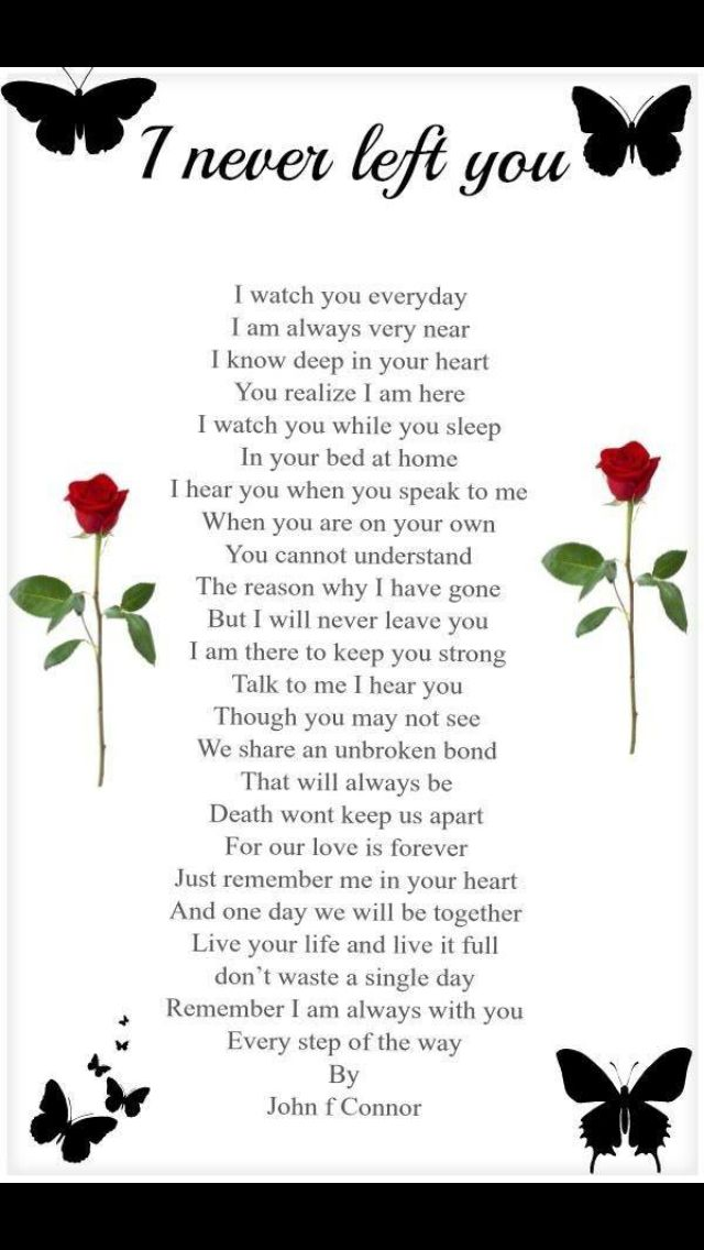 Missing My Dad Heaven Poems