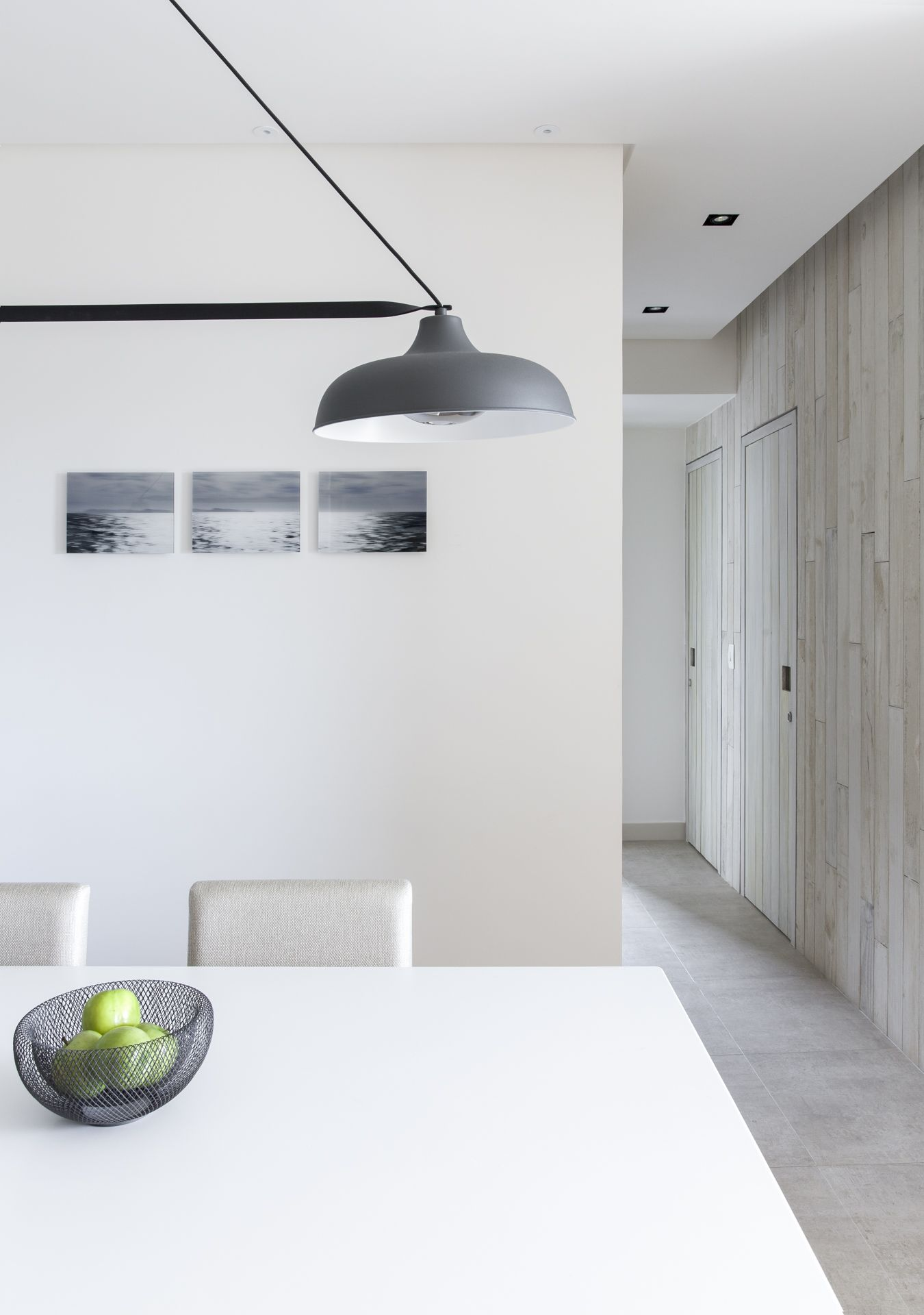Apartamento Gar Est Dio Bra Garu Apartment Ripado Concreto Piso