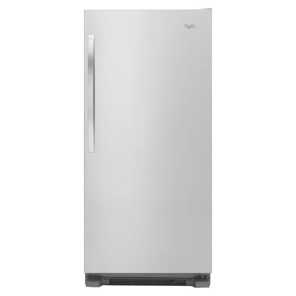 Whirlpool 17 7 Cu Ft Sidekicks Freezerless Refrigerator In