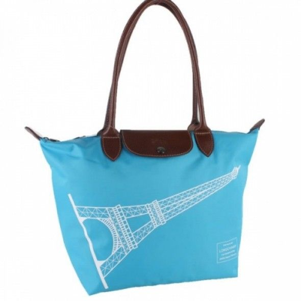 Longchamp Le Pliage Special Edition Statue Of Liberty