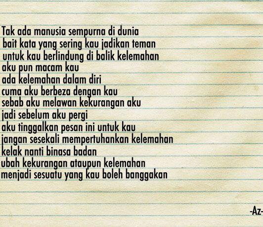 Quote Mutiara Kata Sedih Melayu Encouragement Quotes