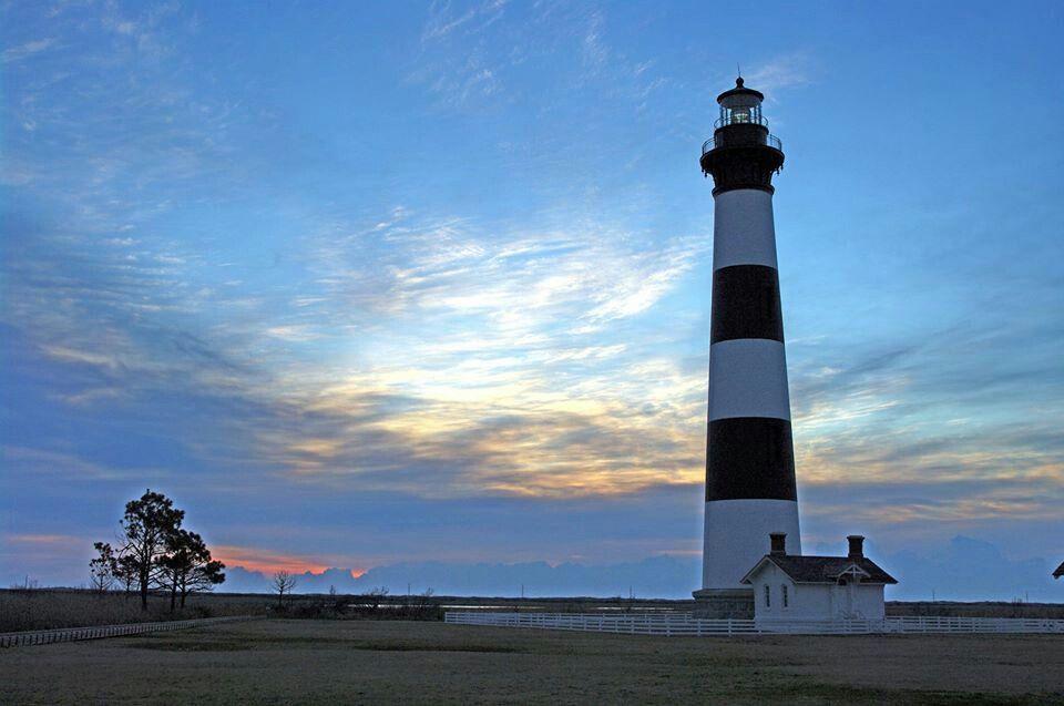 Sunrise Bodie Island Lighthouse