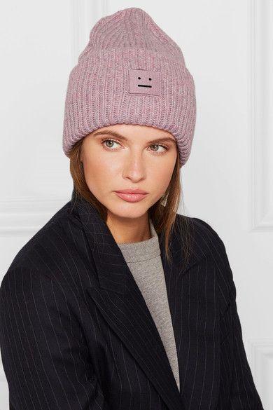 ce00ef9ed47 Pink wool-blend 97% wool