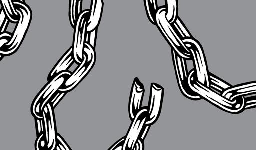 chain tattoo design