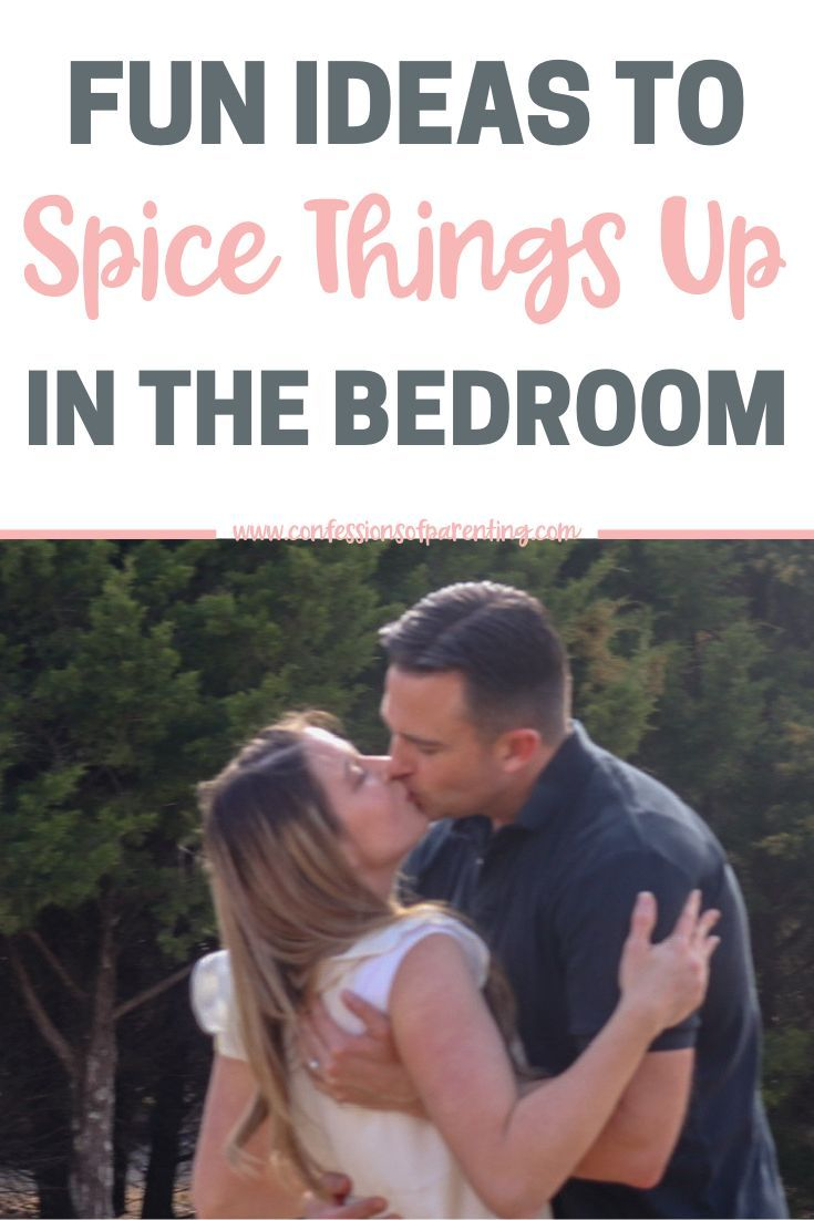 21 Fun Ideas to Spice Up the Bedroom (That Work!)   Spice ...