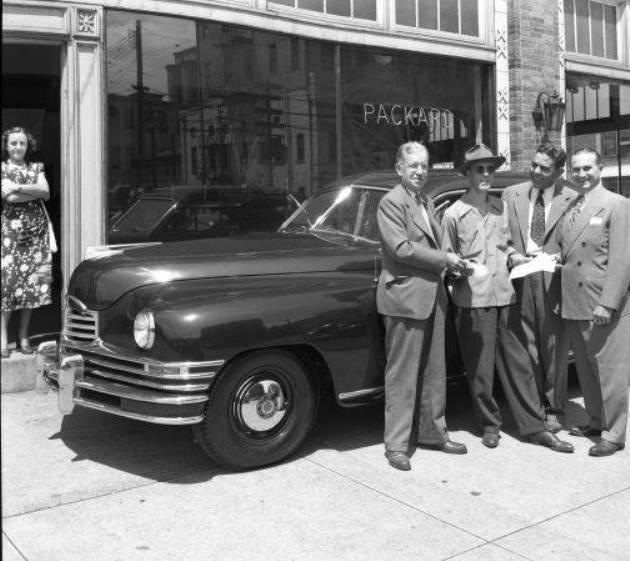 Used Car Lots In Louisville Ky >> 1948 Packard Dealership Louisville Ky. | Vintage cars, Classic cars, Motor car