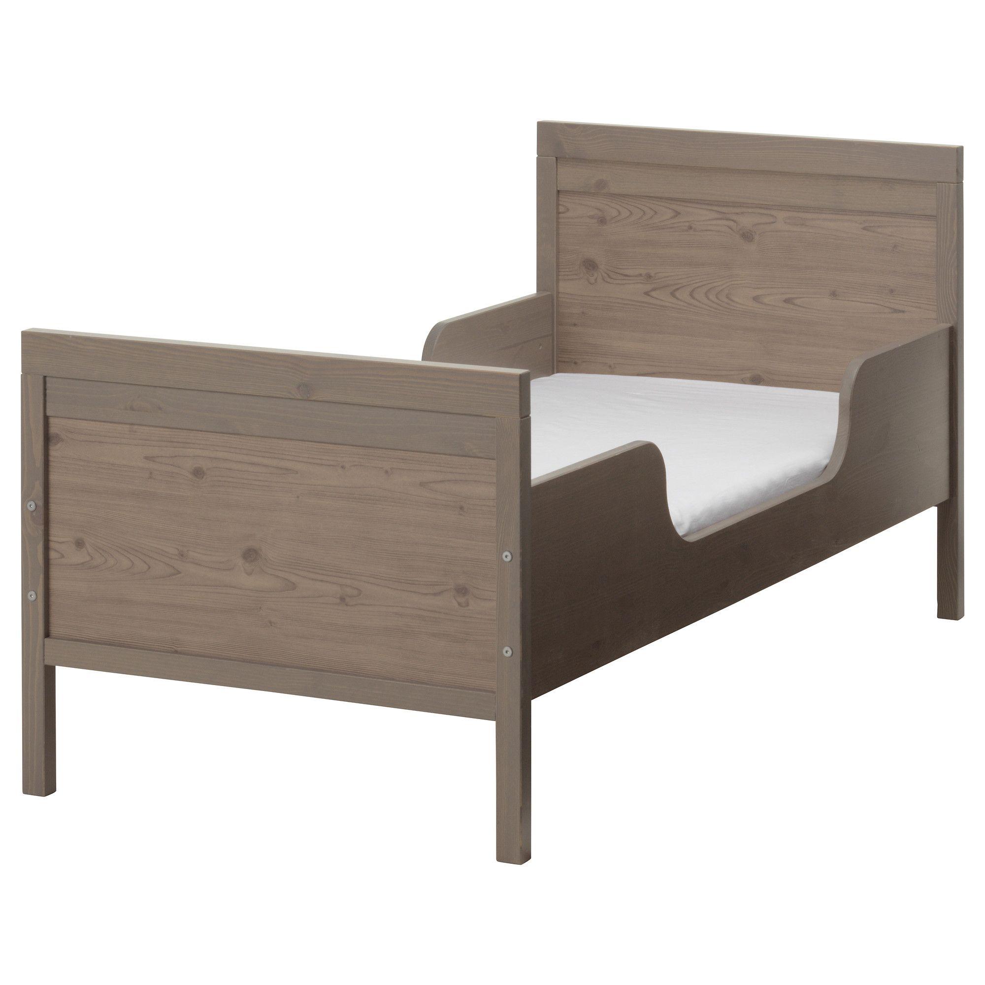 SUNDVIK Estructura de cama con somier - IKEA | Decoración ...