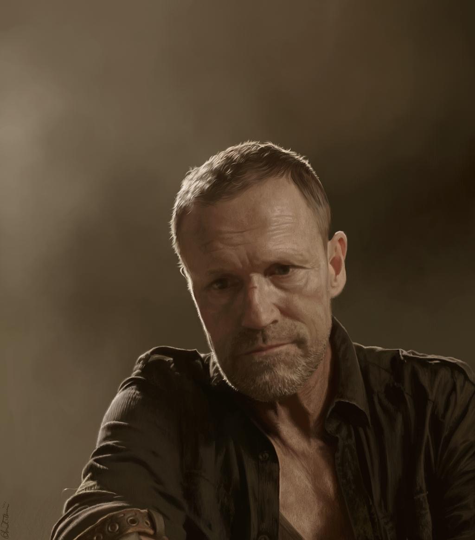 The Walking Dead: Eighteen Photos Of Merle Dixon