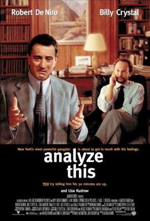 Analyze This Is A 1999 Gangster Comedy Film Starring Robert De