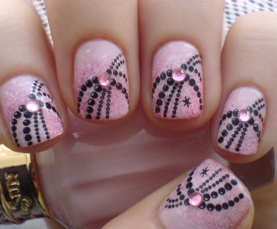 22 stylish nail art designs pinterest stylish nails 22 stylish nail art designs prinsesfo Image collections