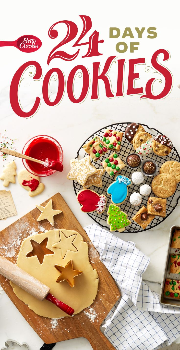 Sign Up To Get A New Christmas Cookie Recipe Delivered To Your Inbox
