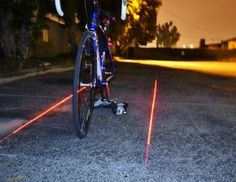 XFire Bike Lane Safety Light | Extrove – Cool Stuff, Gifts and Gadgets for Men | best stuff