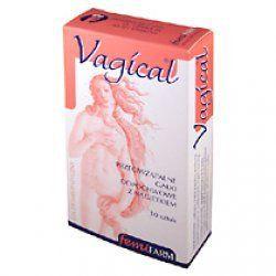 VAGICAL pessaries 10 pcs. vaginal inflammation