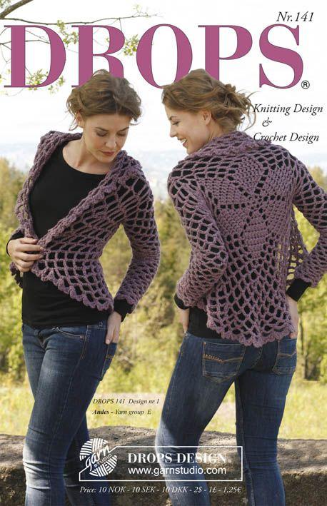 Bellos patrones de calados hechos tanto con técnicas simples como ...