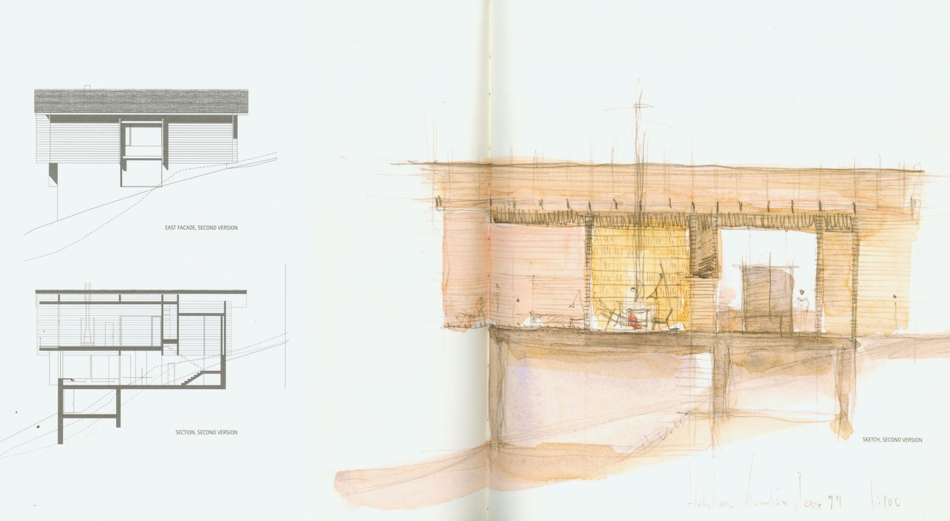 Peter Zumthor Leis House images ピーターズントー, 建築